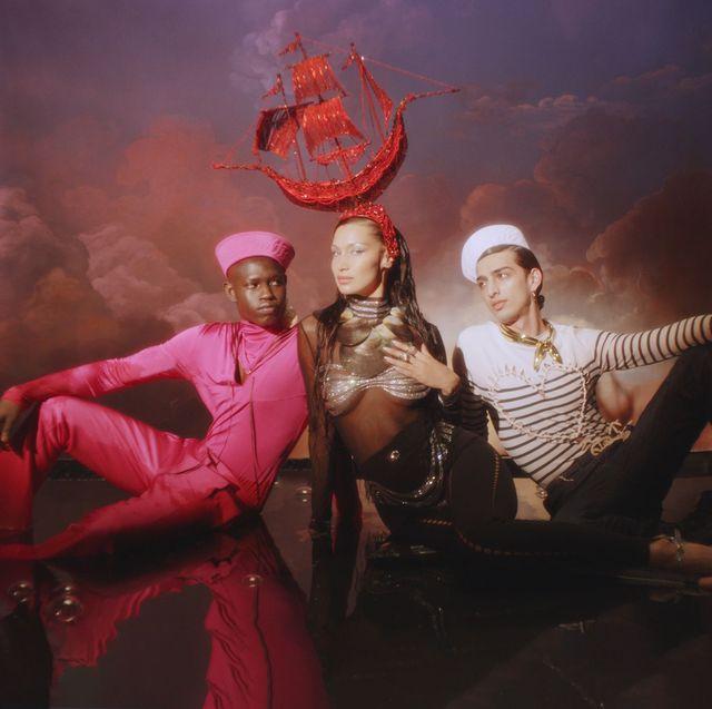 Sự trở lại đầy bất ngờ của bộ đôi trứ danh làng mốt Jean paul Gaultier - hình ảnh 1