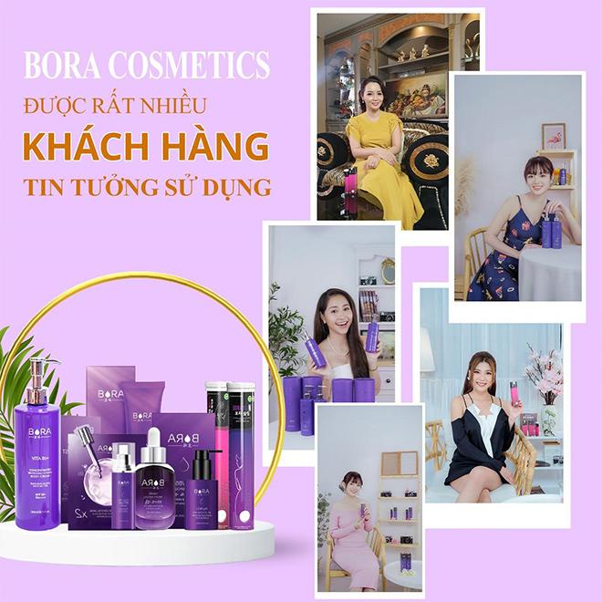 Bora Cosmetics - Thương hiệu mỹ phẩm khiến các tín đồ làm đẹp mê đắm - 2