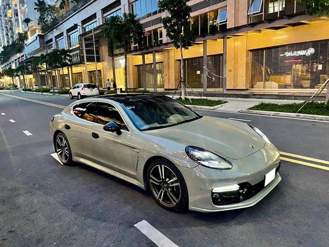 Porsche Panamera lăn bánh 64.000km rao bán lại chỉ 1,7 tỷ đồng - 1