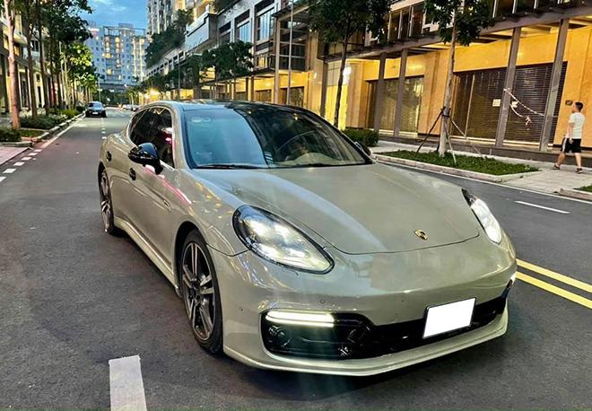 Porsche Panamera lăn bánh 64.000km rao bán lại chỉ 1,7 tỷ đồng - 3