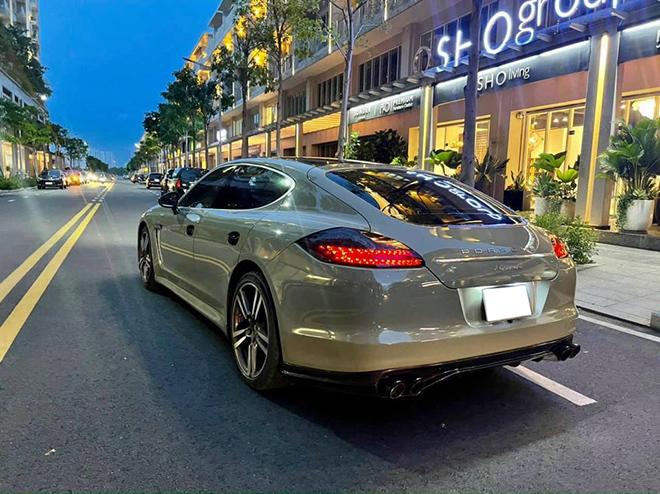 Porsche Panamera lăn bánh 64.000km rao bán lại chỉ 1,7 tỷ đồng - 6