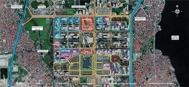 Starlake - Thành phố mơ ước trong tương lai - 1