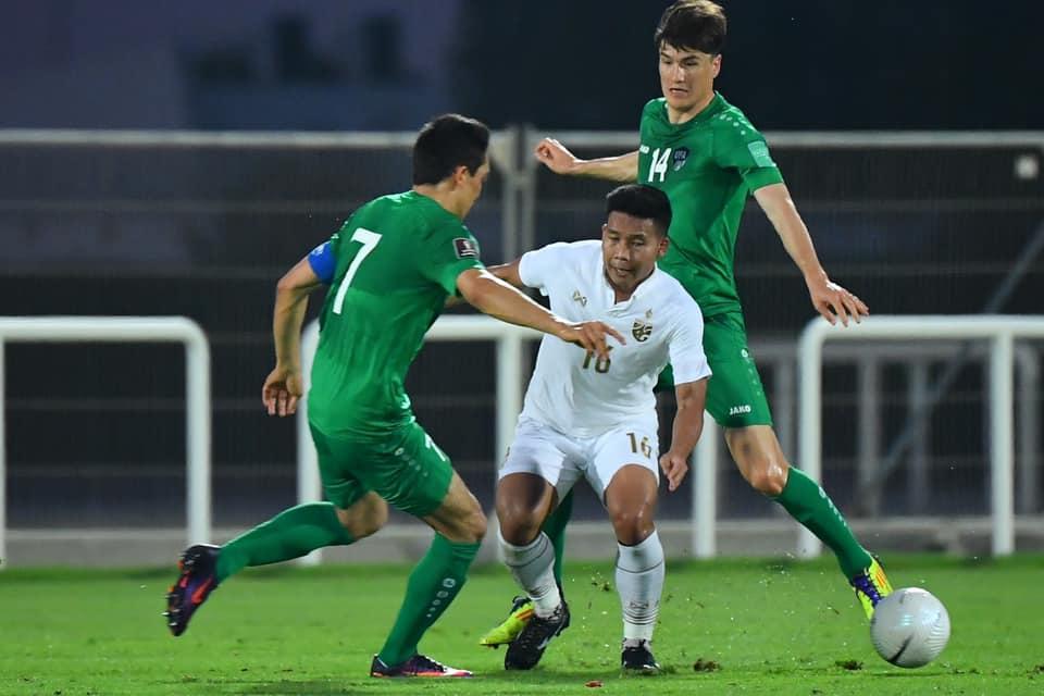 ĐT Thái Lan thua tan nát Uzbekistan, run rẩy đua vé World Cup cùng Việt Nam - 1