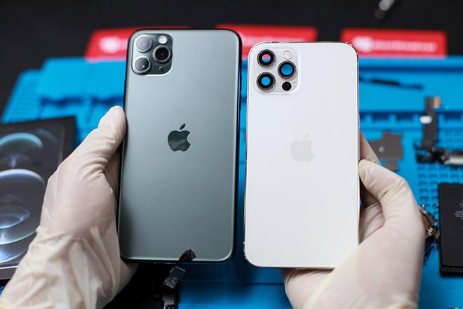 iPhone 12 đang vượt trội ra sao so với iPhone 11? - 3