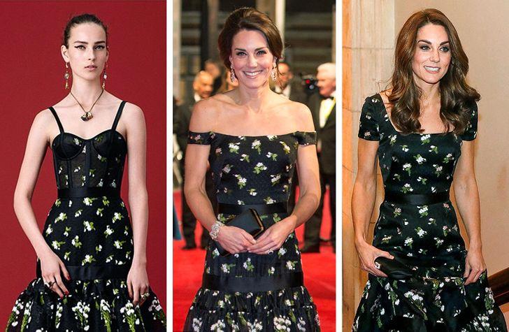 9 lần Kate Middleton diện phiên bản đặc biệt của hàng hiệu - hình ảnh 1