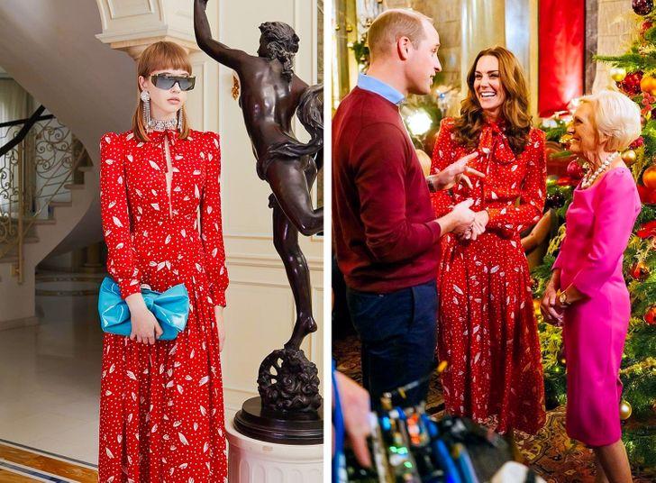 9 lần Kate Middleton diện phiên bản đặc biệt của hàng hiệu - hình ảnh 4