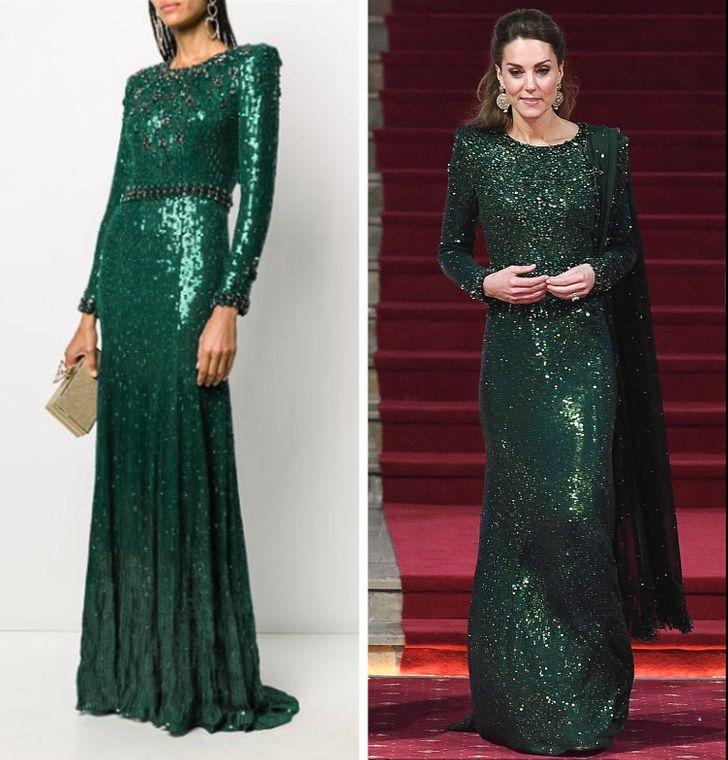 9 lần Kate Middleton diện phiên bản đặc biệt của hàng hiệu - hình ảnh 7