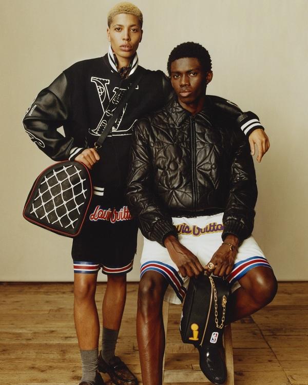 Bộ sưu tập mới nhất của Louis Vuitton với NBA làm nức lòng fan thể thao - hình ảnh 1