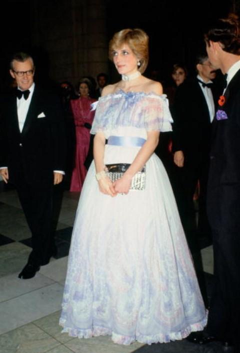 11 chiếc váy giúp công nương Diana trở thành biểu tượng thời trang - hình ảnh 11