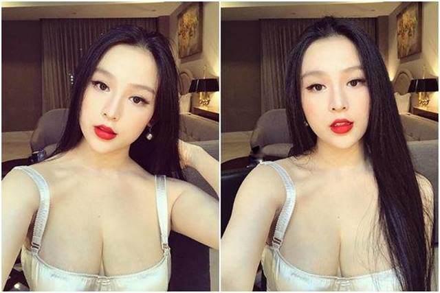 """""""Hot girl Việt ở lâu đài trăm tỷ"""" chuộng áo khoe cơ thể quá đà dù bị chê vòng 1 chảy - hình ảnh 5"""