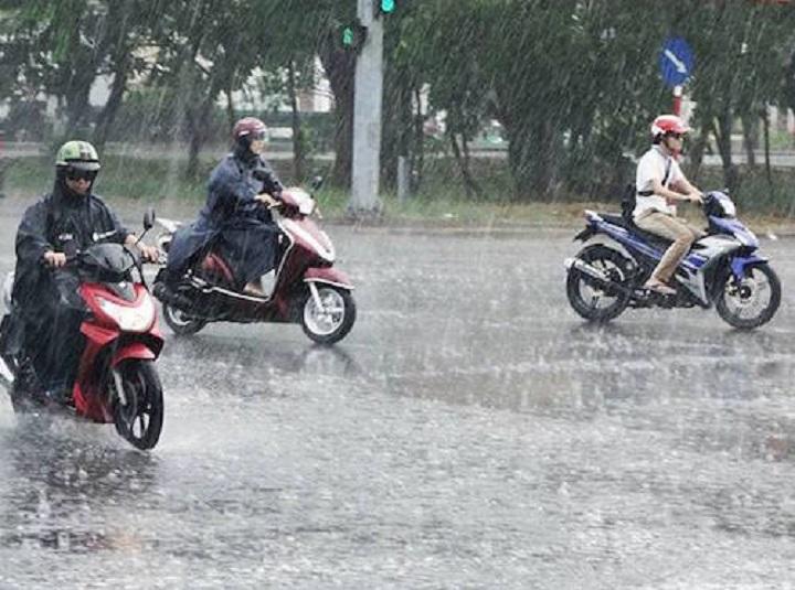 Miền Bắc sắp đón 2 đợt mưa dông liên tiếp - hình ảnh 1