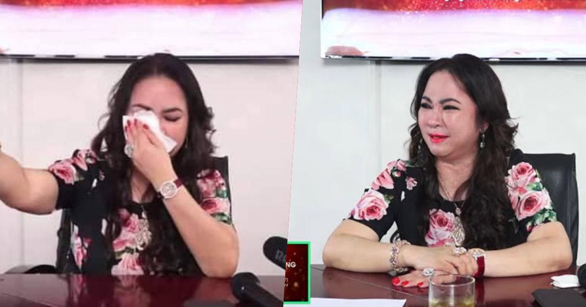 Bà Phương Hằng bất ngờ nhận tin vui sau khi khóc nức nở, muốn giải thể Đại Nam - hình ảnh 1