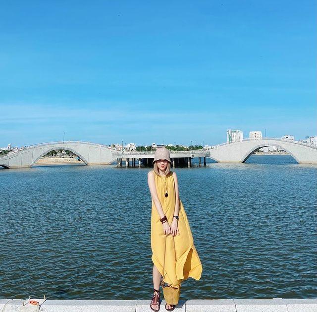 """Hồ điều hòa Hồ Sơn - tọa độ check-in xịn sò của giới trẻ xứ """"hoa vàng trên cỏ xanh"""" - 5"""