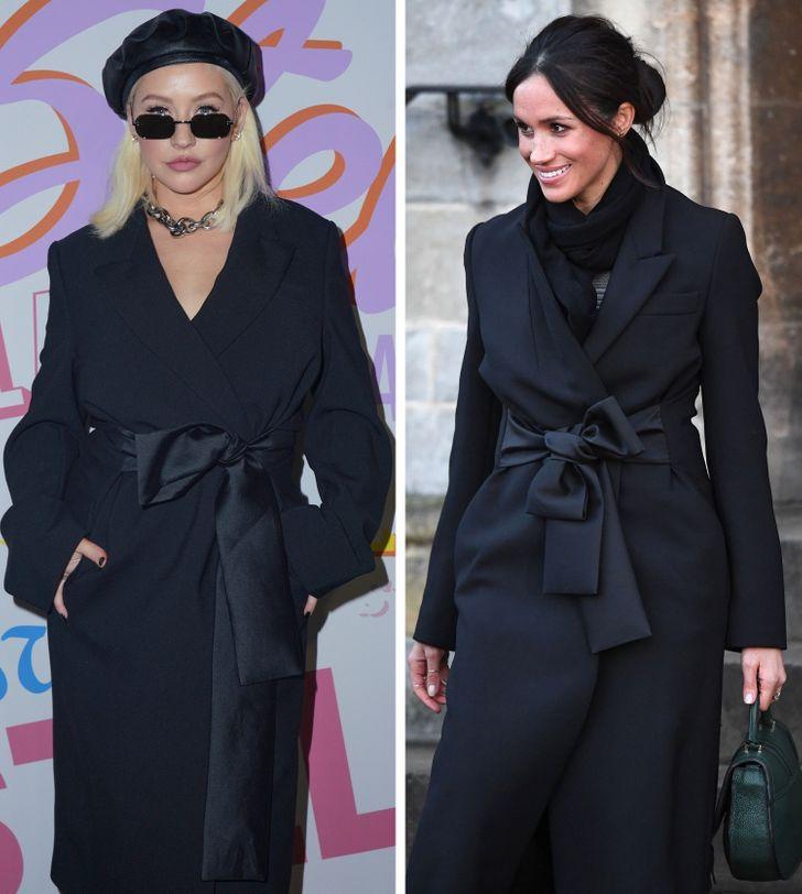 """8 pha """"đụng"""" trang phục của sao Hollywood: Ai hơn ai? - hình ảnh 1"""