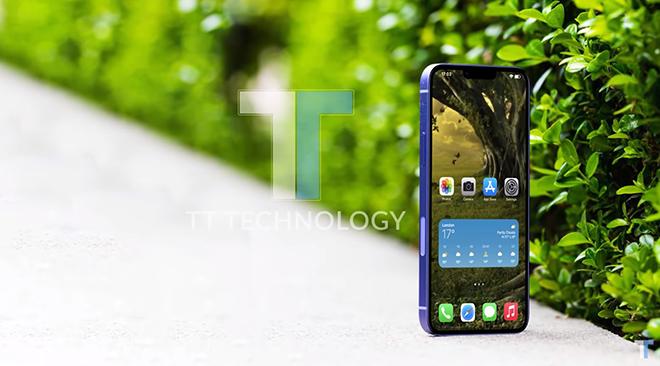 Hình dung 4 màu iPhone 13 sắc nét tới từng chi tiết - 4