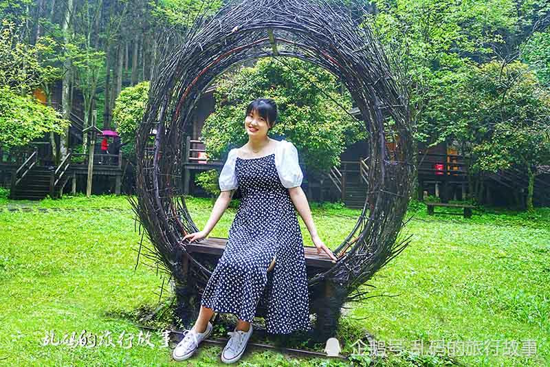 """Khu nghỉ mát được ví như """"Xứ sở thần tiên đẹp nhất Trung Quốc"""" - hình ảnh 2"""