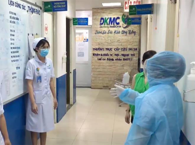 TP.HCM: Đến bệnh viện khám cảm cúm, người đàn ông được test nhanh thì phát hiện dương tính với SARS-CoV-2 - hình ảnh 1