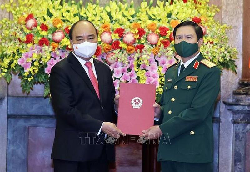 Tướng Nguyễn Tân Cương giữ chức Tổng tham mưu trưởng QĐND - hình ảnh 1
