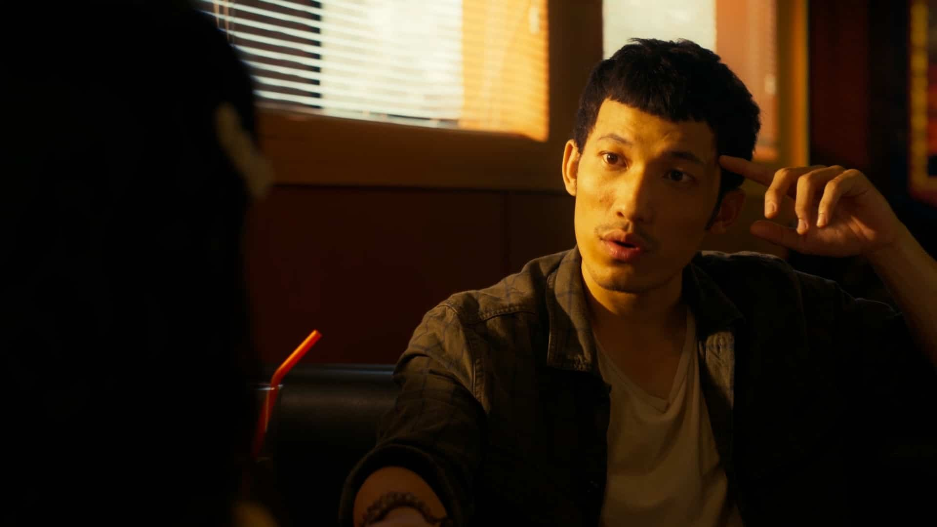 Liên Bỉnh Phát – Yu Dương lần đầu nên duyên trong phim điện ảnh kinh dị chiếu mạng - hình ảnh 3