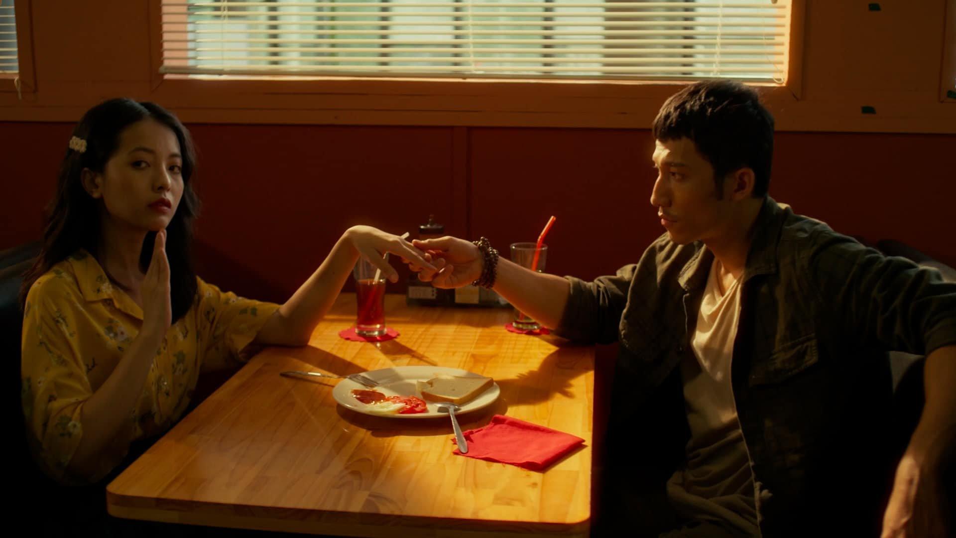 Liên Bỉnh Phát – Yu Dương lần đầu nên duyên trong phim điện ảnh kinh dị chiếu mạng - hình ảnh 8
