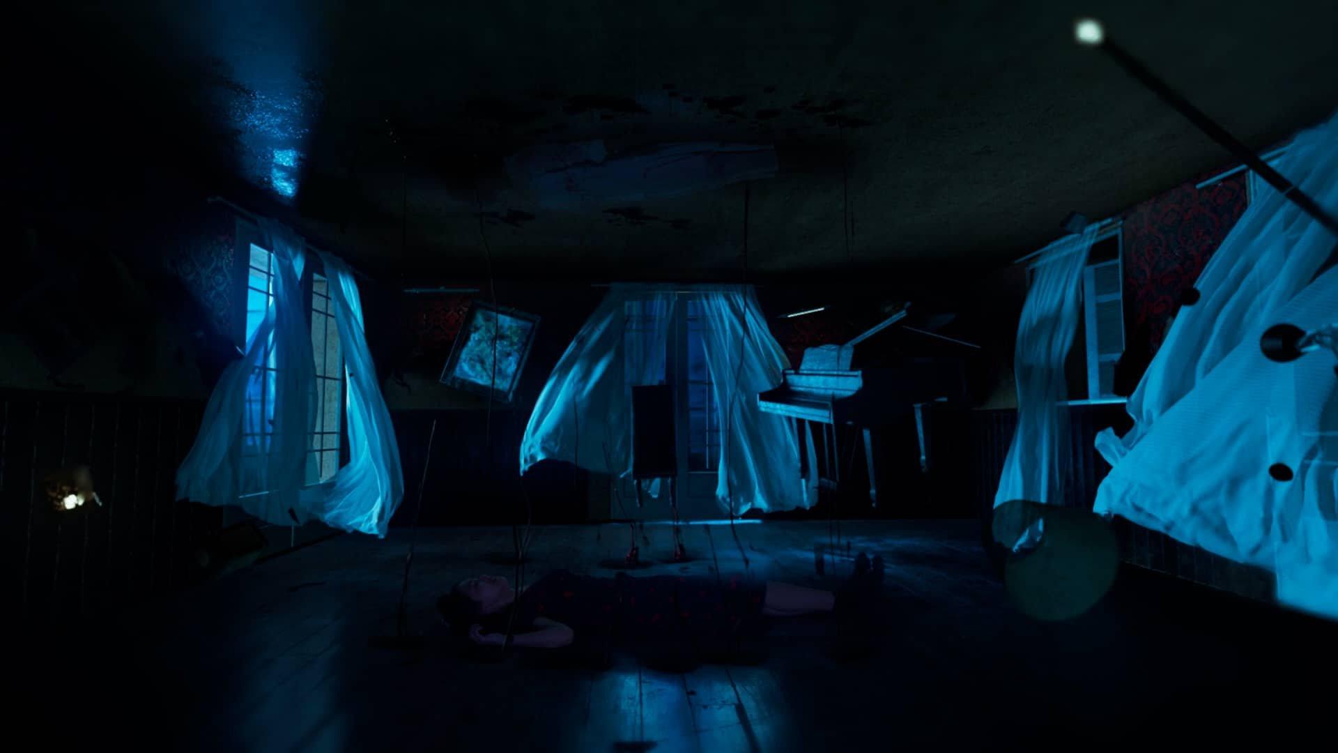 Liên Bỉnh Phát – Yu Dương lần đầu nên duyên trong phim điện ảnh kinh dị chiếu mạng - hình ảnh 1