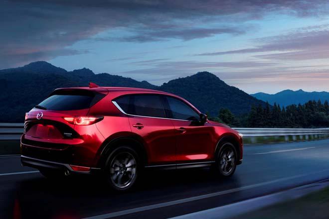 Mazda CX-50 sắp trình làng, cạnh tranh BMW X4 và Mercedes-Benz GLC - 5