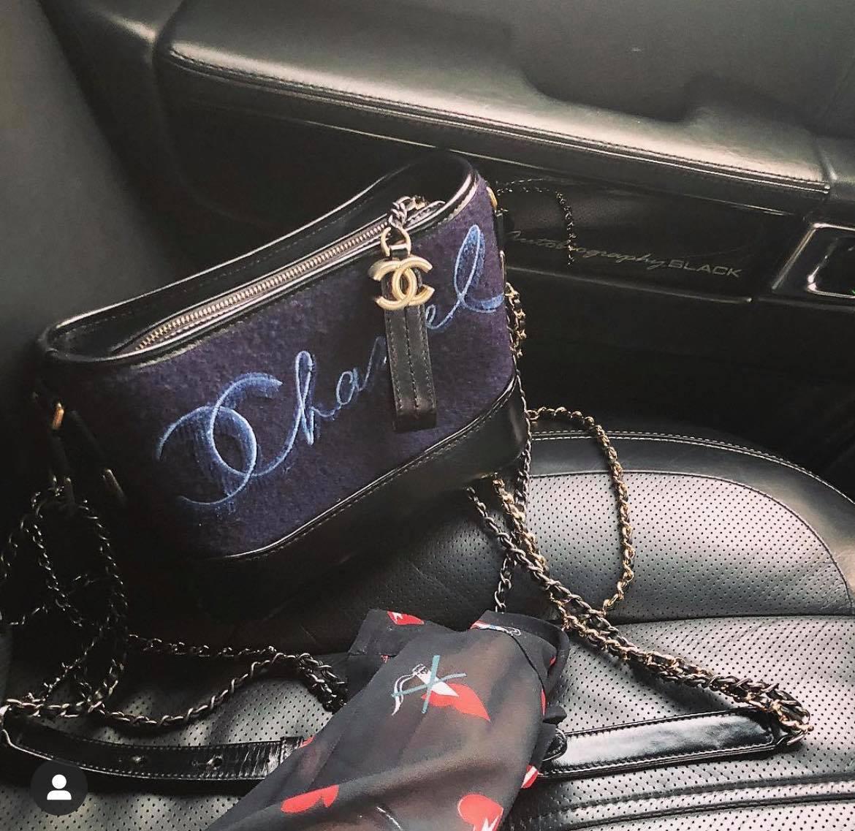 Rich Kid Hải Phòng đi học bằng xe Ferrari: Gia tài đồ sộ, 1 chiếc túi đã nửa tỷ - hình ảnh 3