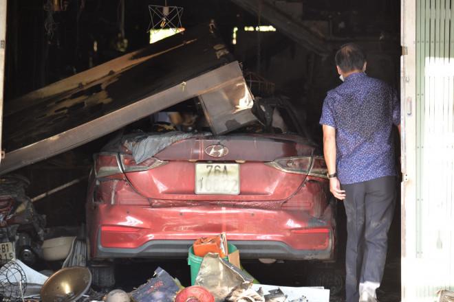Hiện trường kinh hoàng vụ cháy nhà khiến 4 người tử vong - 5