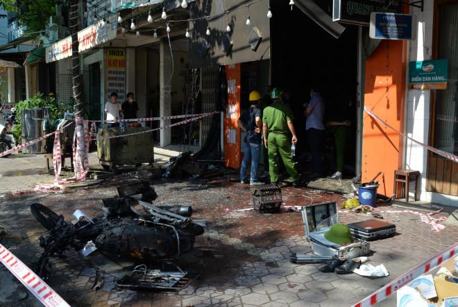Hiện trường kinh hoàng vụ cháy nhà khiến 4 người tử vong - 7