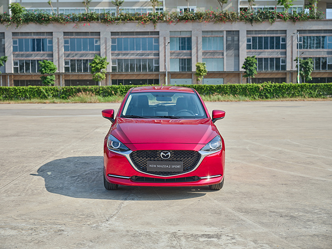 Giá xe Mazda2 lăn bánh tháng 6/2021 - 4