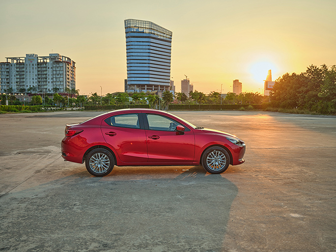 Giá xe Mazda2 lăn bánh tháng 6/2021 - 8
