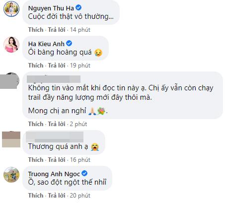 Hoa hậu VN Nguyễn Thu Thủy qua đời do đột quỵ khiến showbiz Việt bàng hoàng - hình ảnh 5