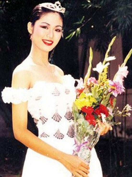 Hoa hậu VN Nguyễn Thu Thủy qua đời do đột quỵ khiến showbiz Việt bàng hoàng - 1