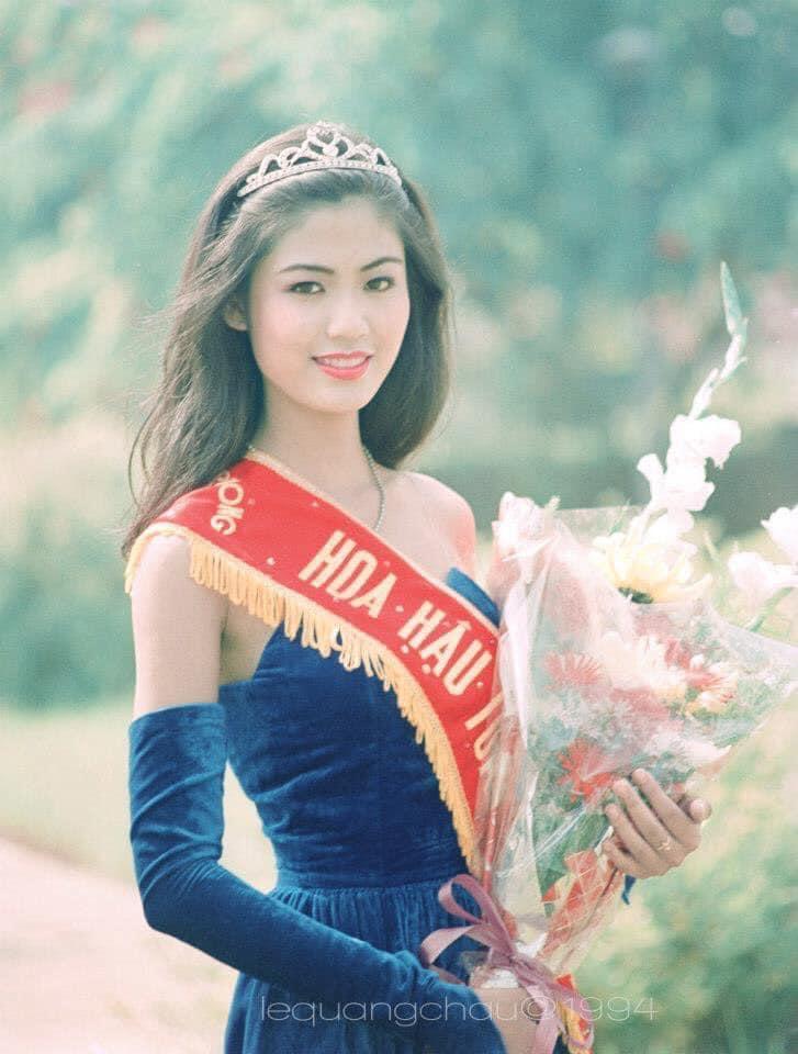 """Hoa hậu Việt Nam 1994 vừa qua đời ở tuổi 45: """"Bản thân đẹp đã là một tài năng"""" - hình ảnh 1"""