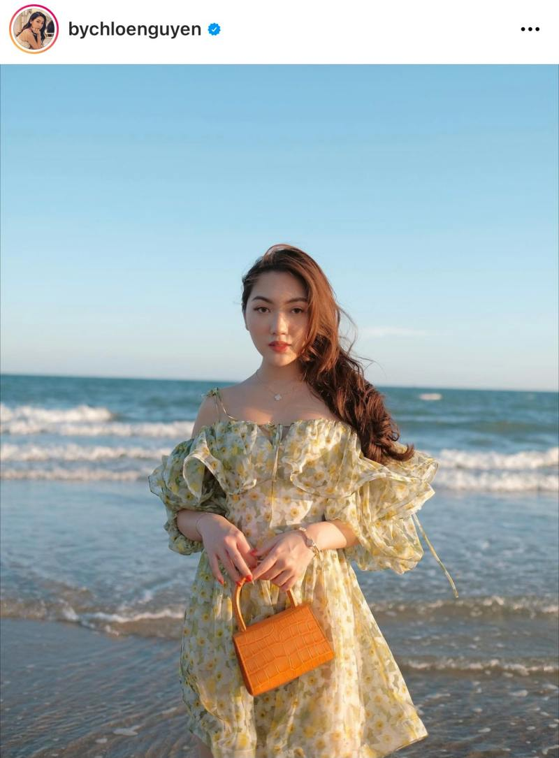 Trang phục của NTK Việt bất ngờ xuất hiện trên Vogue Anh - hình ảnh 3