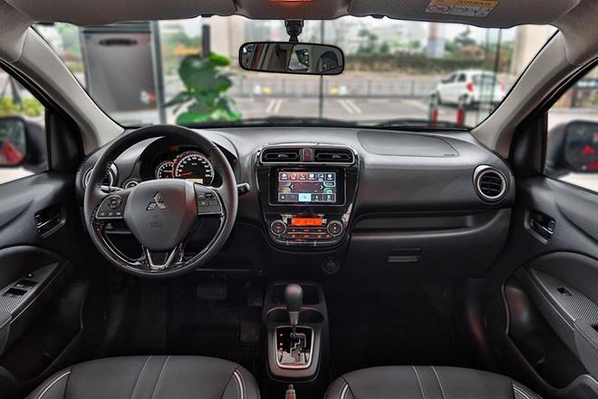 Giá xe Mitsubishi Attrage lăn bánh tháng 6/2021 - 12