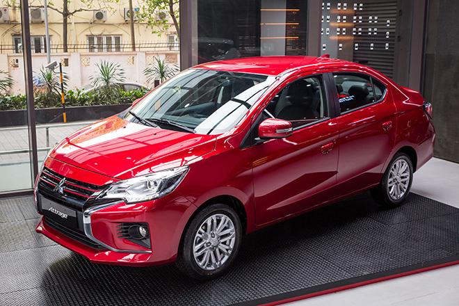 Giá xe Mitsubishi Attrage lăn bánh tháng 6/2021 - 5