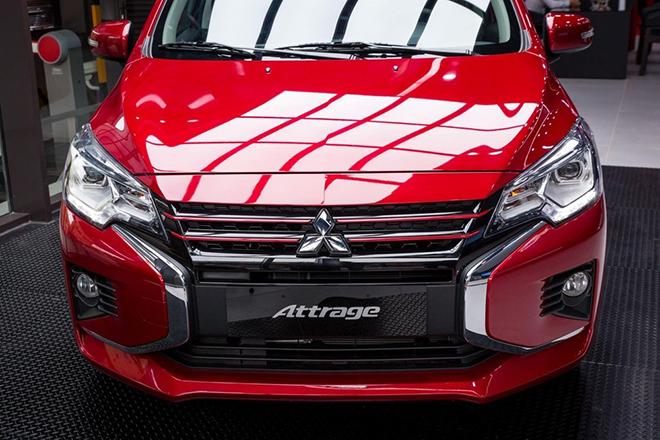 Giá xe Mitsubishi Attrage lăn bánh tháng 6/2021 - 6
