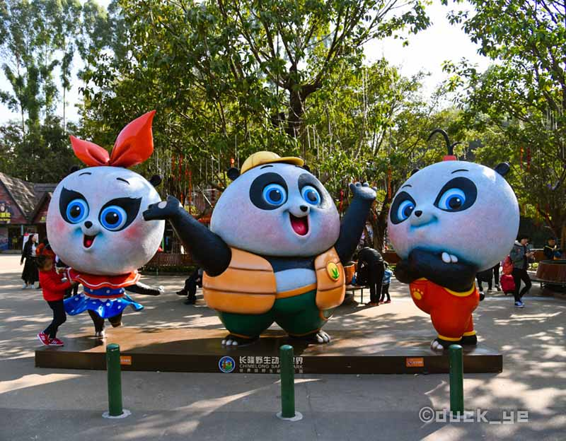 3 công viên giải trí lớn ở Trung Quốc, bạn đừng bỏ qua khi đến đây du lịch - hình ảnh 1