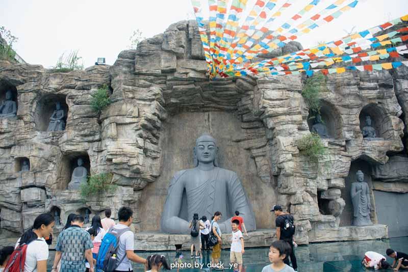 3 công viên giải trí lớn ở Trung Quốc, bạn đừng bỏ qua khi đến đây du lịch - hình ảnh 12