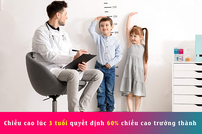 """3 """"giai đoạn vàng"""" tăng chiều cao hiếm có, bố mẹ đừng để con thấp lùn! - 2"""