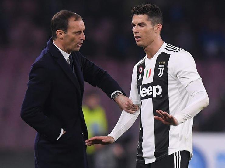 Ronaldo đón tin buồn trước EURO: Bị HLV Allegri ngó lơ, dễ bị Juventus loại - 3