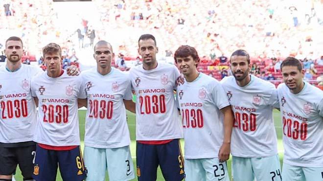 Rúng động EURO 2021: Sergio Busquets dương tính Covid-19, Ronaldo & BĐN tái mặt - 1