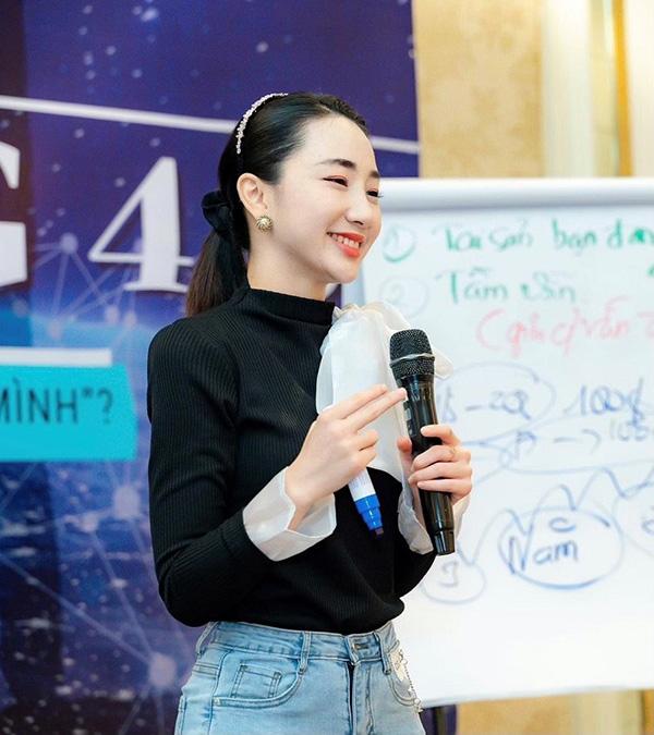Ms Lê Trang – Cô gái truyền cảm hứng cho giới trẻ Việt - 3