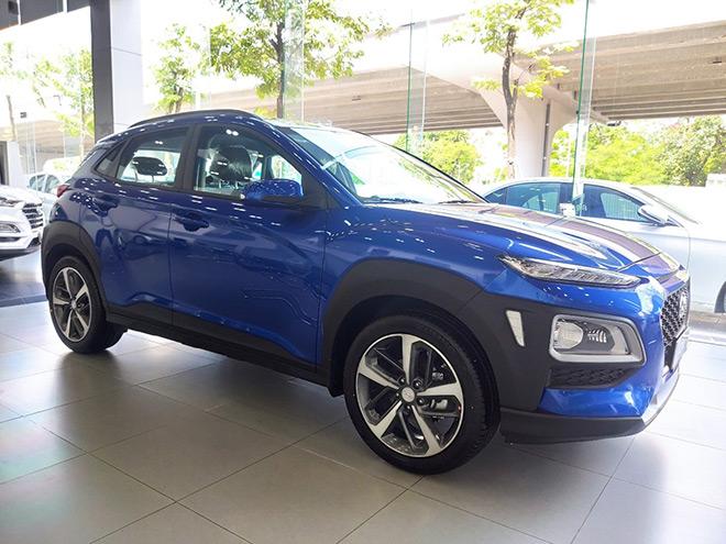 Những yếu tố tạo nên sức hút của Hyundai Kona trong phân khúc SUV đô thị - 1