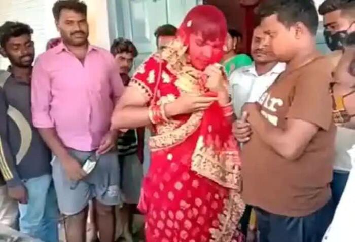 """Thanh niên giả làm cô dâu đến lễ cưới của bạn gái cũ và cái kết """"đau thương"""" - hình ảnh 1"""