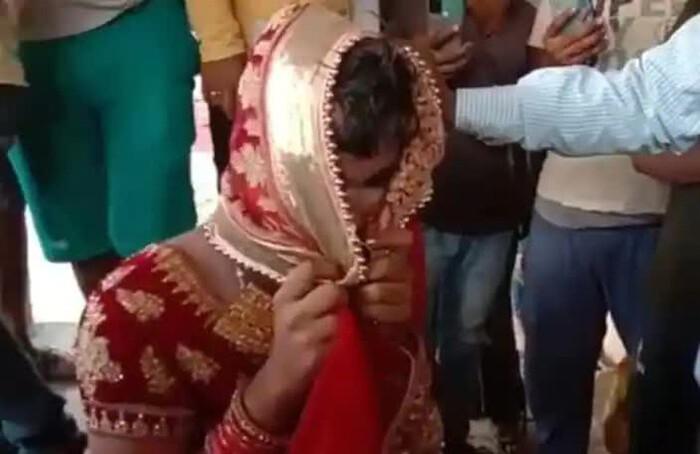 """Thanh niên giả làm cô dâu đến lễ cưới của bạn gái cũ và cái kết """"đau thương"""" - hình ảnh 2"""