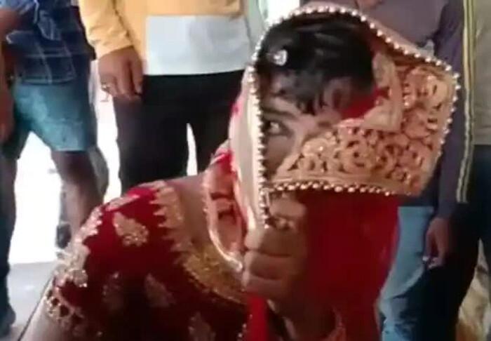 """Thanh niên giả làm cô dâu đến lễ cưới của bạn gái cũ và cái kết """"đau thương"""" - hình ảnh 3"""