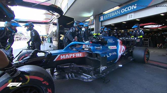 Đua xe F1, Azerbaijan GP: Mercedes bại trận trước Red Bull - 4