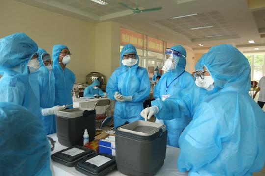Kết quả xét nghiệm SARS-CoV-2 của 54 người liên quan đến phụ nữ bán rau ở Hà Nội - hình ảnh 1